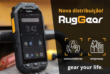 DATABOX distribui RUGGEAR