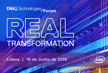 Forum Dell Technologies, 19 Junho no CCE