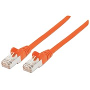 EQUIP CHICOTE CAT6A S/FTP PATCH 5MT LARANJA