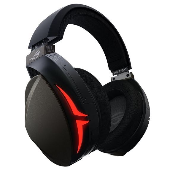 ASUS HEADSET GAMING ROG STRIX FUSION 300 BLACK