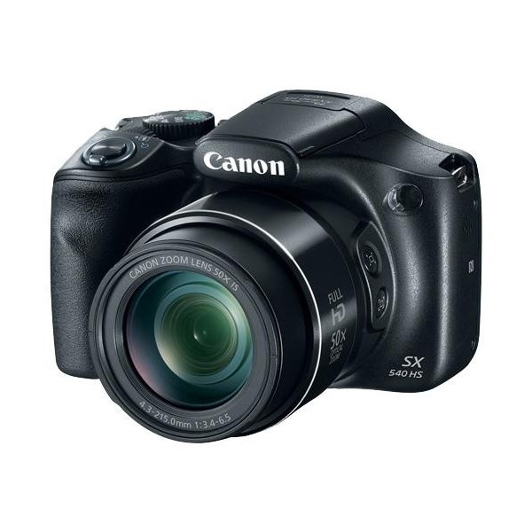 CANON POWERSHOT SX540 HS 20.3MP BLACK