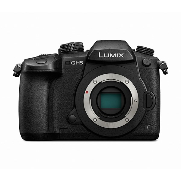 PANASONIC LUMIX DMC-GH4RE-K 16MP - 4K SO CORPO