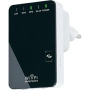 DIGITUS WIRELESS-N REPEATER +(2x10//100 PORTS)