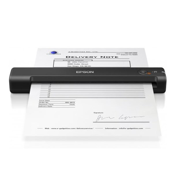 EPSON SCANNER WORKFORCE ES-50 PRETO