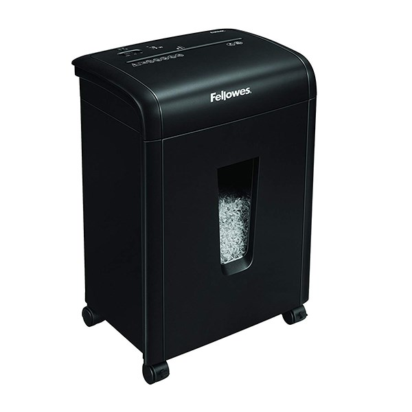 FELLOWES DESTRUIDORA DE PAPEL 62MC MICRO CORTE 3x10MM