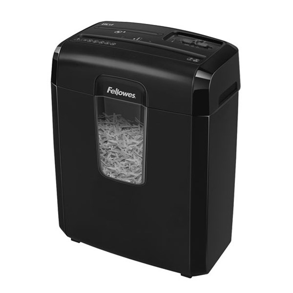 FELLOWES DESTRUIDORA PAPEL 8Cd 4x35MM