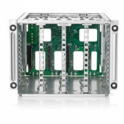 HPE ML350 GEN9 8SFF HARD DRIVE CAGE KIT