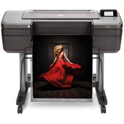 HP DESIGNJET Z9+ PS 24'' #CHANNEL AGO#