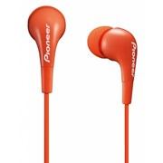 PIONEER IN-EAR HEADPHONE DINAMICOS FECHADOS LARANJA SE-CL502-M