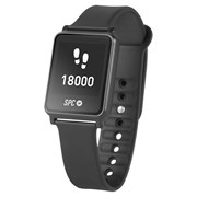 SPC SMARTWATCH SMARTEE TRAINING BLACK