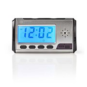 NEDIS SPY CAMCLOCK 720 X 480 VIDEO REMOTE CONTROL RECHARGEABLE