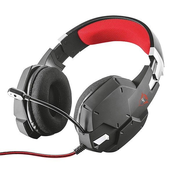 TRUST HEADPHONES GAMING GXT322 CARUS PC/PS4/XBOX/SWITCH/MOBILE