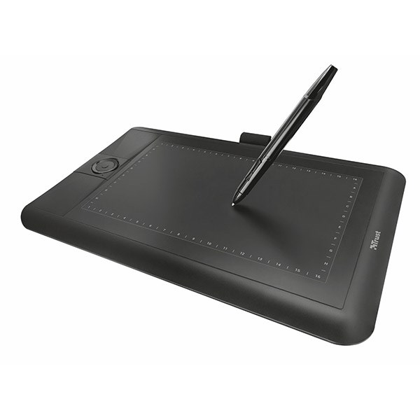TRUST GRAPHIC TABLET PANORA WIDESCREEN WIRELESS STYLUS