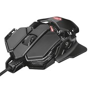 TRUST GAMING MOUSE GXT138 X-RAY LED RGB 4000DPI