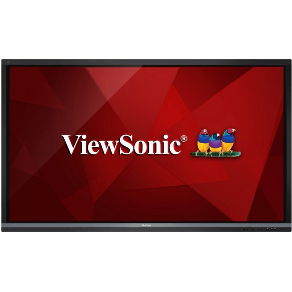 "VIEWSONIC MONITOR LED PROFISSIONAL 86"" UHD 4K MULTITOUCH 20 POINTS IFP8650"